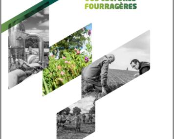 Plaquette pour coopérative agricole