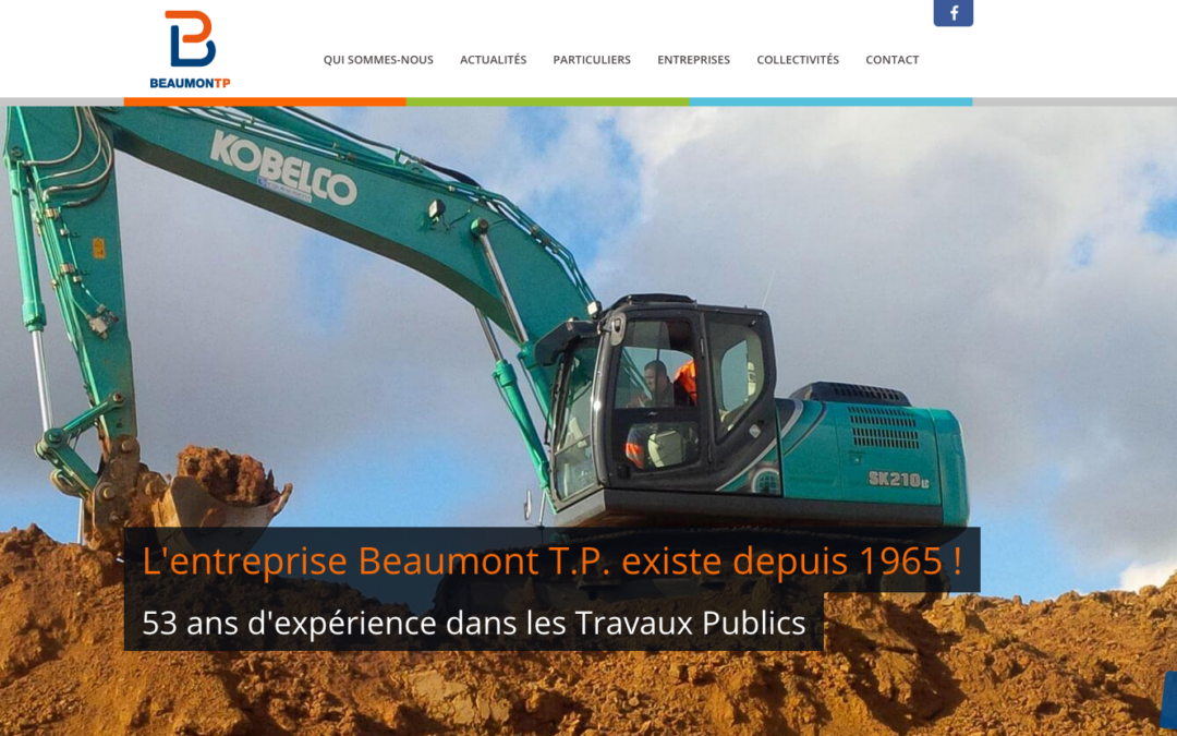 Beaumont TP : Rédaction web
