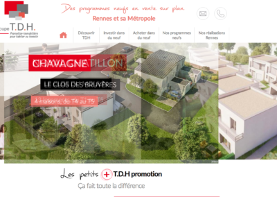 TDH Promotion : rédaction web