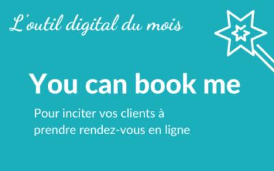 Incitez vos clients à prendre rendez-vous en ligne avec You can book me